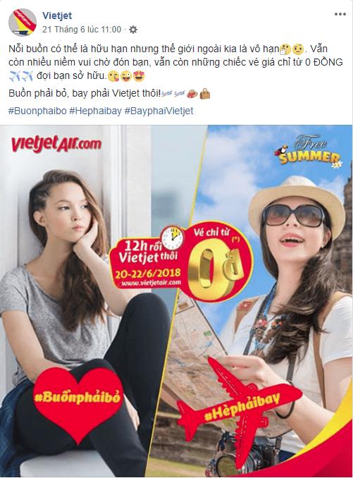 Bài viết quảng cáo sản phẩm hay