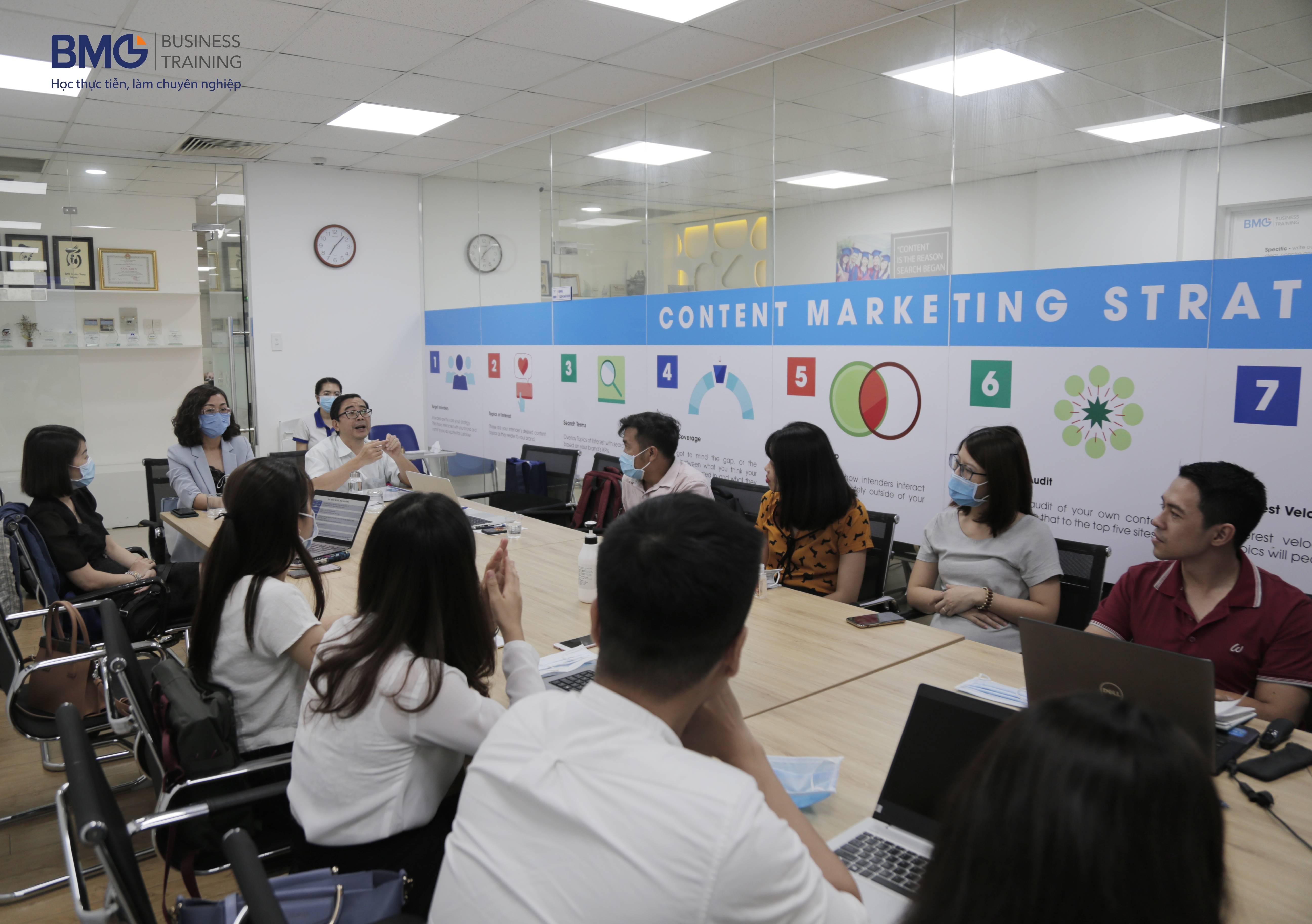 Báo cáo tốt nghiệp Marketing 2